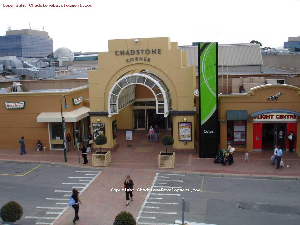 Chadstone Corner late Feb 2008 - Chadstone Development Discussions