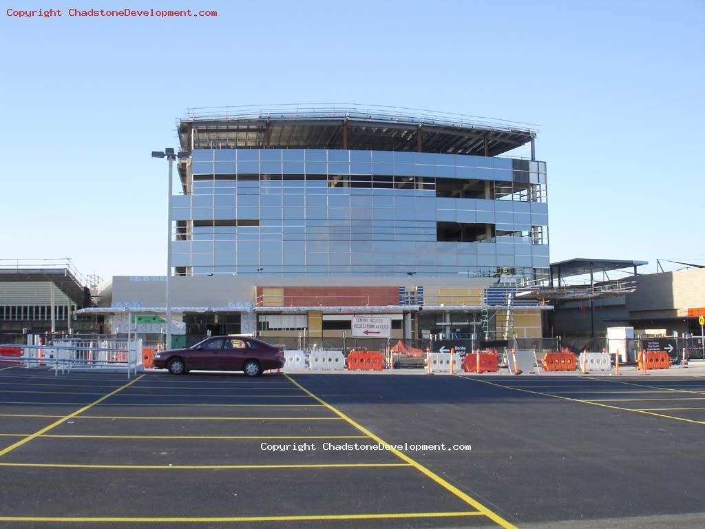 The new Chadstone Place office building - Chadstone Development Discussions