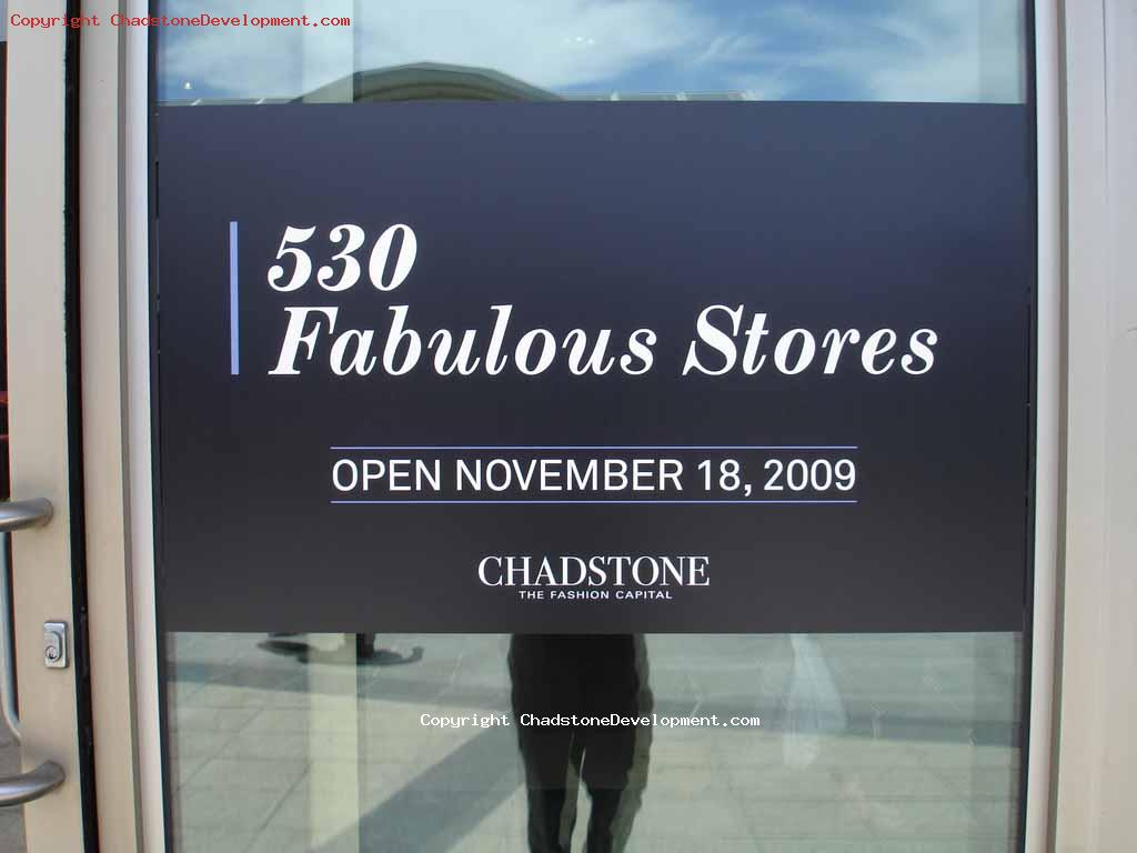 530 Fabulous stores open November 18 - Chadstone Development Discussions