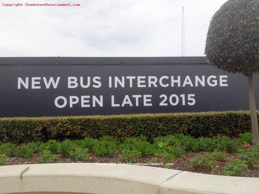 New Bus Interchange Open Late 2015 - Chadstone Development Discussions