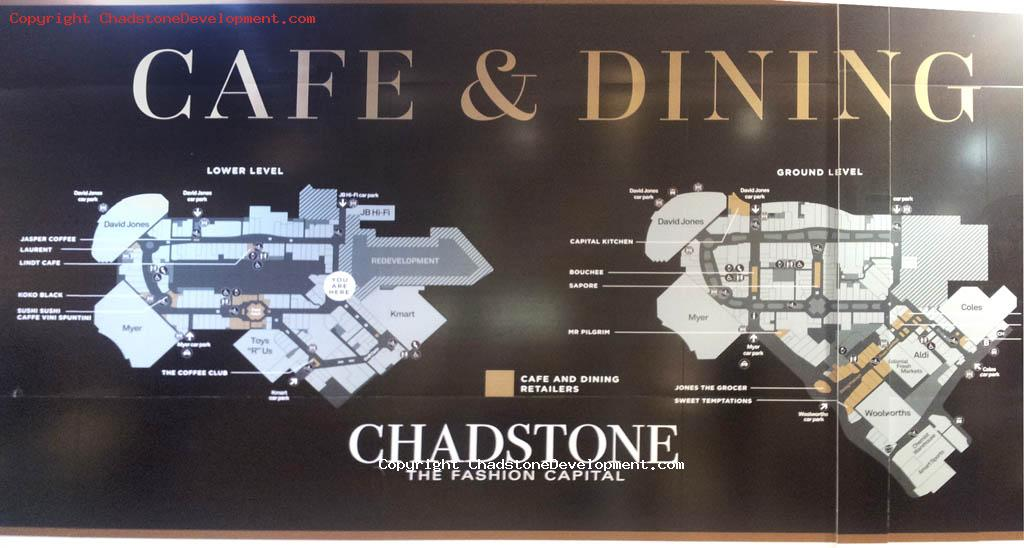 Cafe & Dining - North mall redevelopment - Chadstone Development Discussions