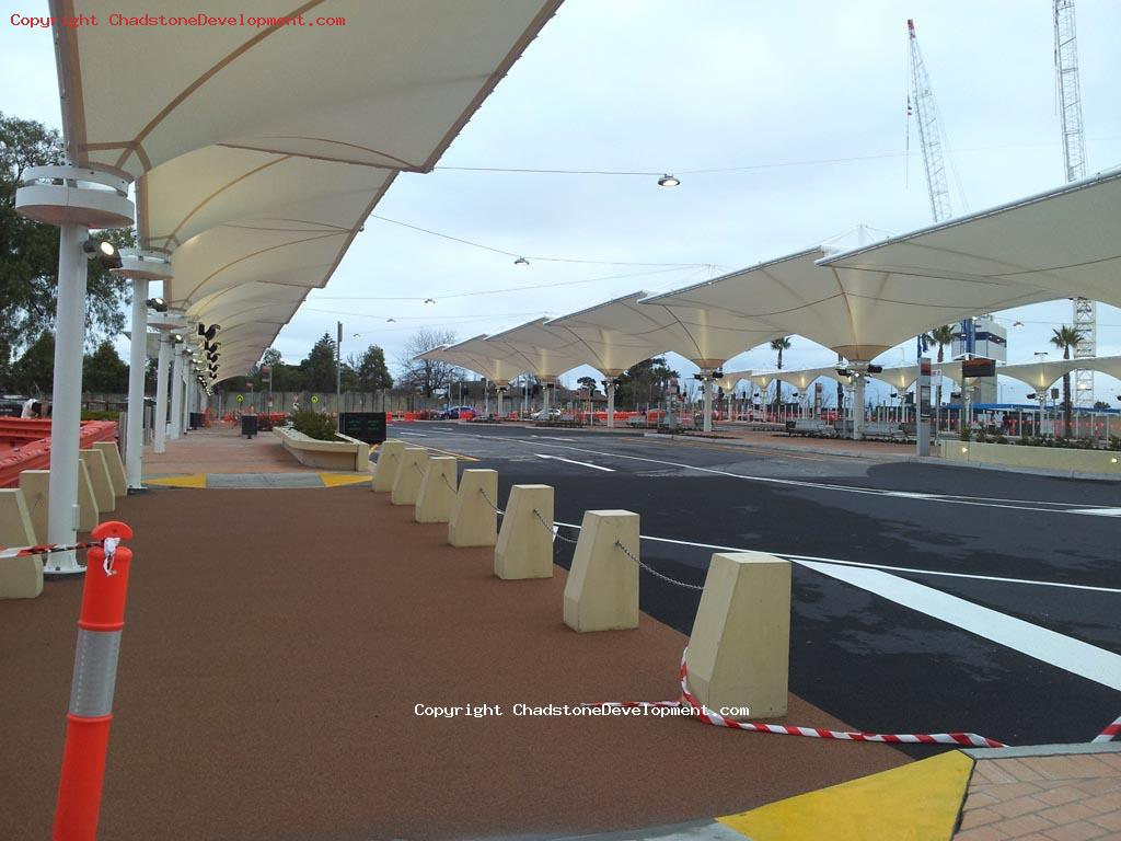 Chadstone Bus Interchange - Chadstone Development Discussions