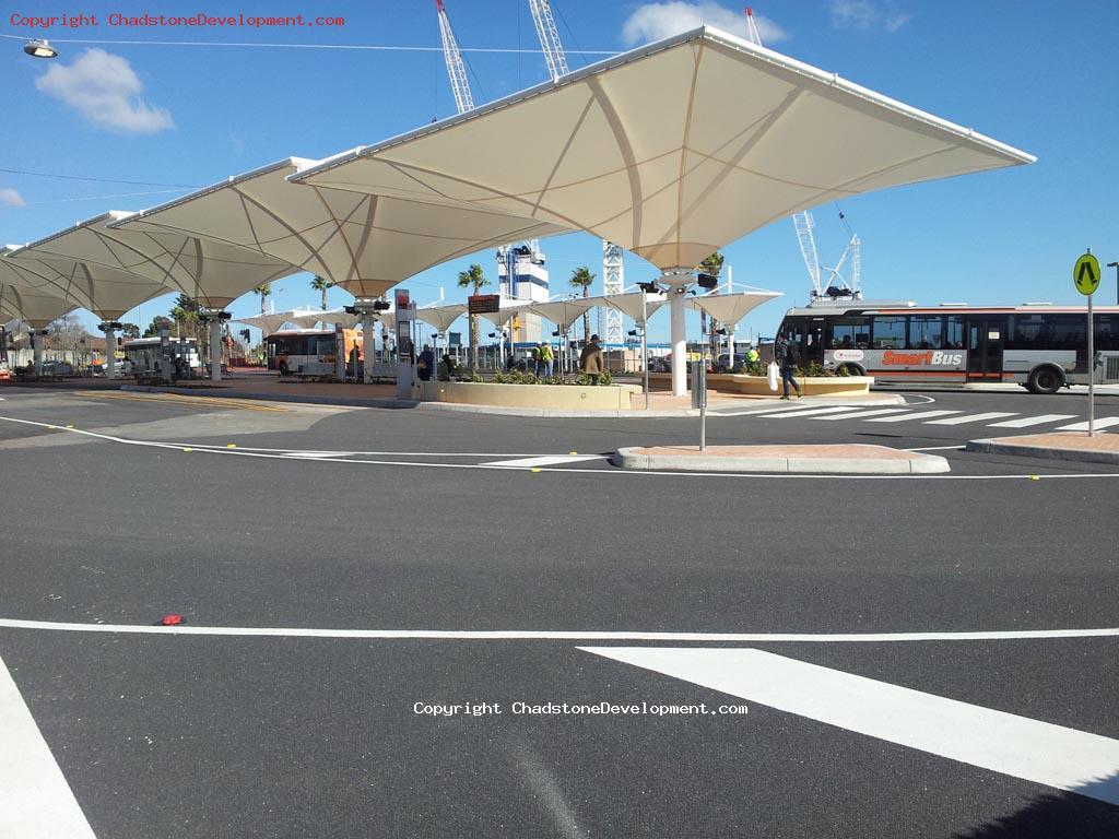 Chadstone Bus Interchange - Chadstone Development Discussions