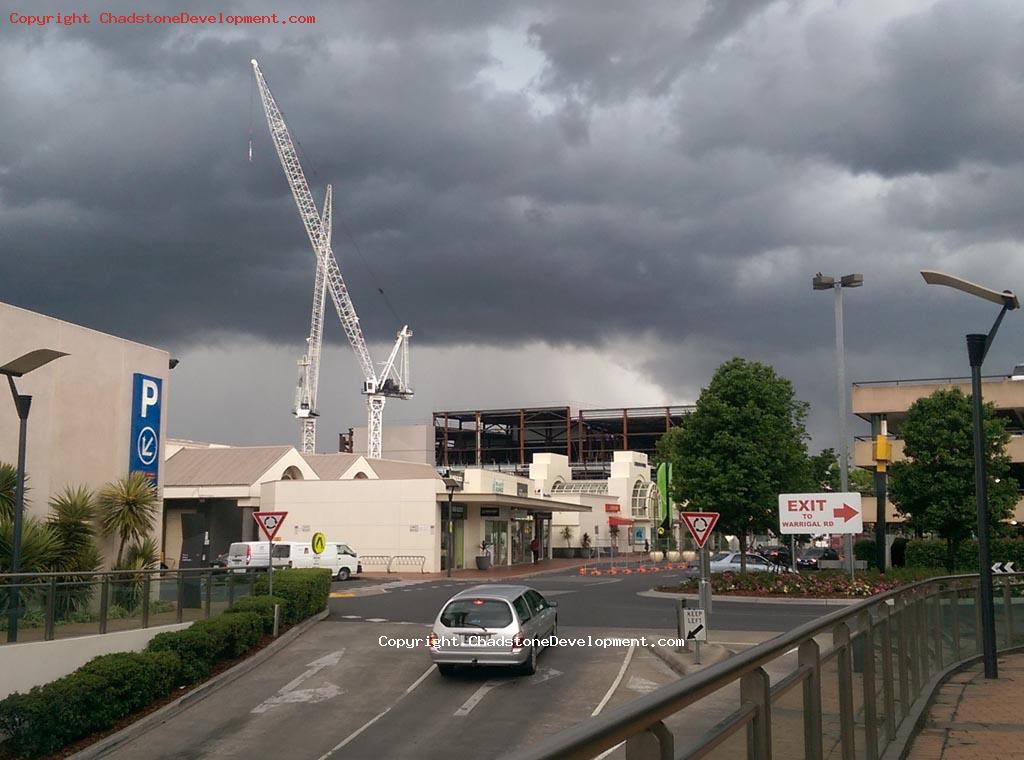 A storm brewing over Chadstone - Chadstone Development Discussions