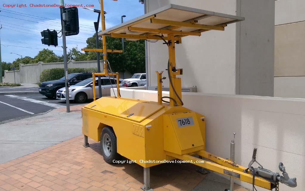 VicRoads 7618 trailer to alter traffic signal sequence at Middle Rd - Chadstone Development Discussions