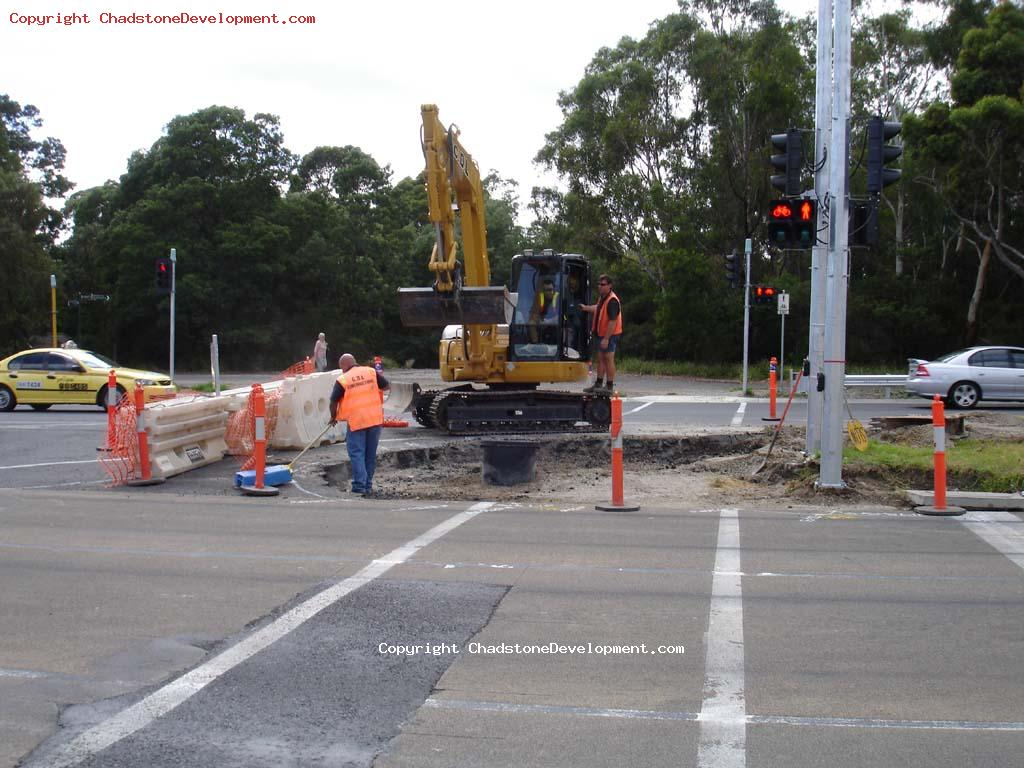 Finally fixing the Warrigal Rd pedestrian crossing - Chadstone Development Discussions