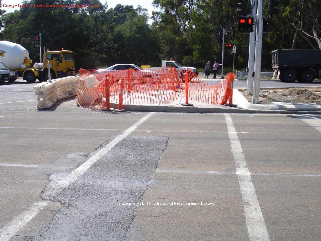 progress on Warrigal Rd pedestrian crossing - Chadstone Development Discussions